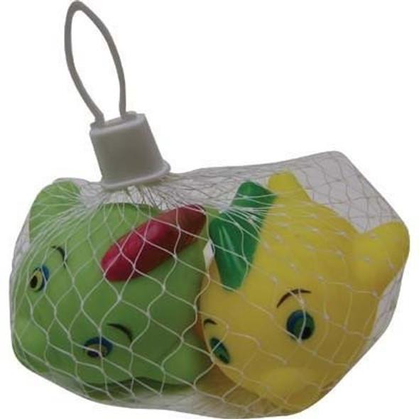 Floating Fish Bath Toys - 2ct