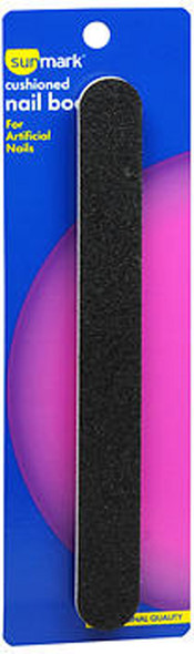 Sunmark Cushioned Nail Board for Artificial Nails - 1 ea.