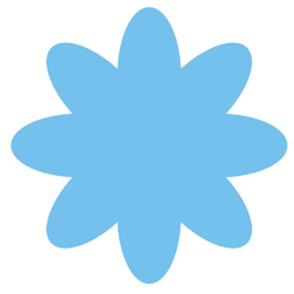 Ceramcoat Acrylic Paint, Blue Heaven, 2 oz - 1 Pkg