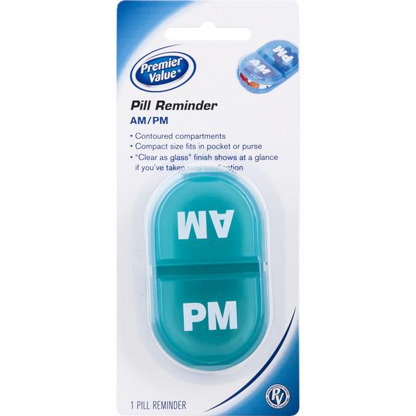 Premier Value Am-Pm Pill Box - 1ct