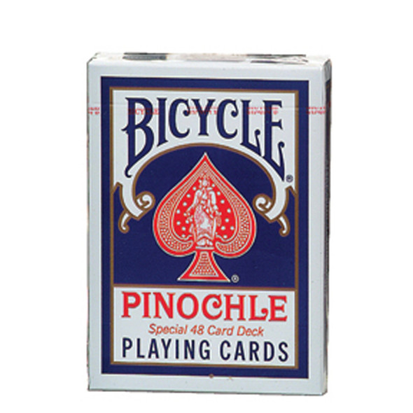 Bicycle Pinochle Playing Cards, Pinochle - 1 Pack