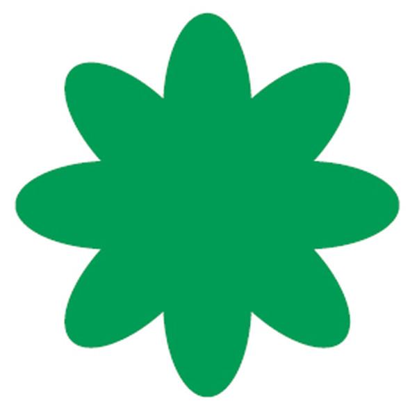 Ceramcoat Acrylic Paint, Green, 2 oz - 1 Pkg