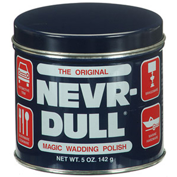 Nevr-Dull Polish,  5 oz - 1 Pkg