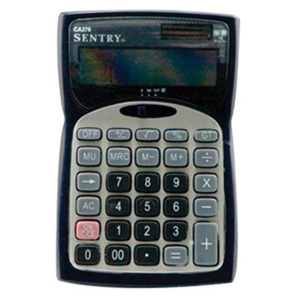 Mini Desk Dual Calculator - 1 Pkg