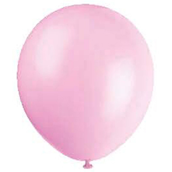 "Balloon, Petal Pink, 12"" - 1 Pkg"