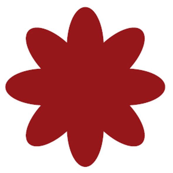 Ceramcoat Acrylic Paint, Barn Red, 2 oz - 1 Pkg