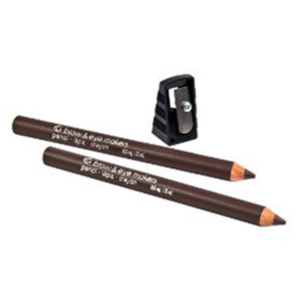 Covergirl Color Match Brow & Eyemaker Pencil, 505 Rich Brown  - Each