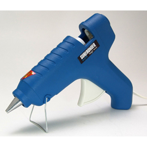 Full Size High Temp Glue Gun, Blue - 1 Pkg
