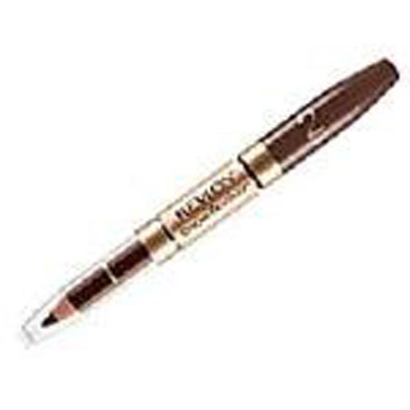 Revlon Brow Fantasy Eye Pencil And Gel, Dark Blond  - Each