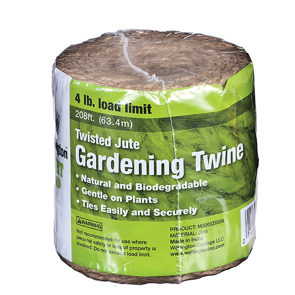 Light Load Gardening Twine, 208' - 1 Pkg