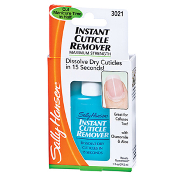 Sally Hansen Instant Cuticle Remover - 1 Pkg