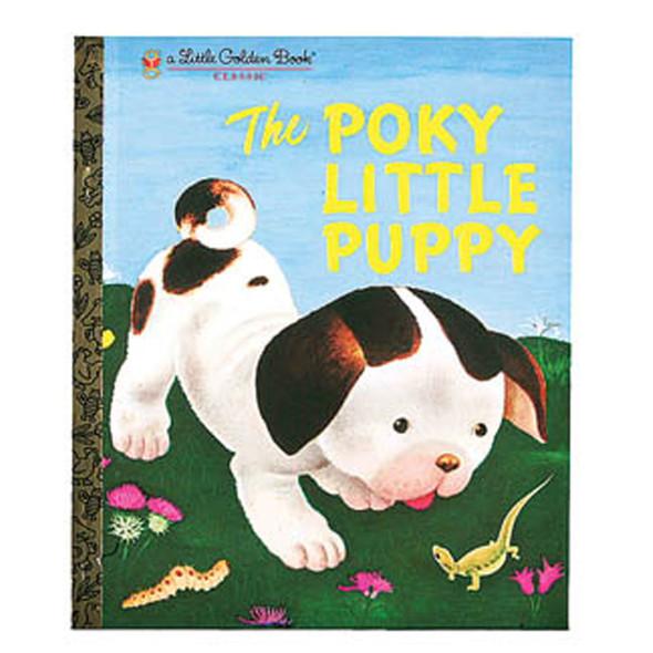 """Little Golden Book """"The Little Pokey Puppy"""" - 1 Pkg"""