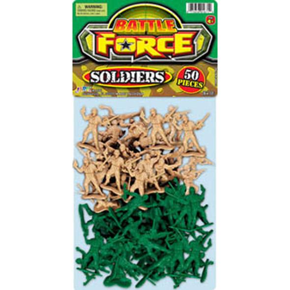 Jumbo Bag U.S. Soldiers - 1 Pkg