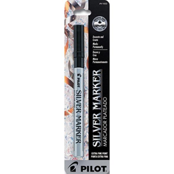 Ink Marker 1Ct, Silver Fine, 1Ct. - 1 Pkg