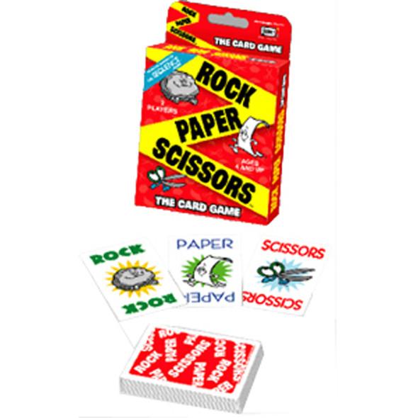 Rock/Paper/Scissor Card Game - 1 Pkg