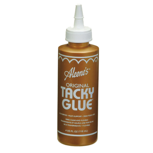 Aleene's Tacky Glue, 4oz - 1 Pkg