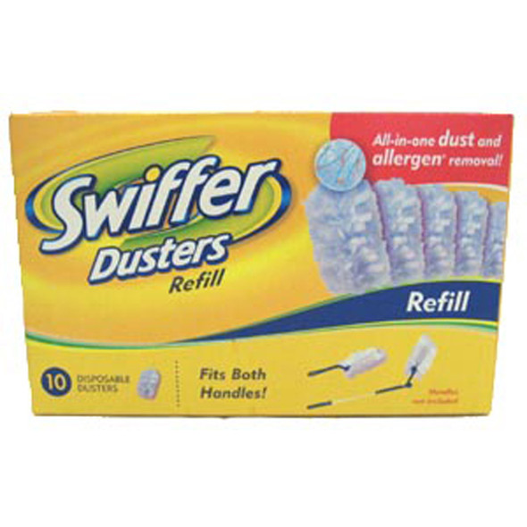 Swiffer Duster Refills, 10 Ct - 1 Pkg