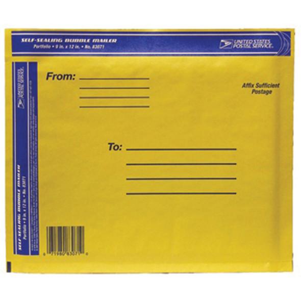 """Mailer Bubble Cushion, 9x12"""" - Each"""