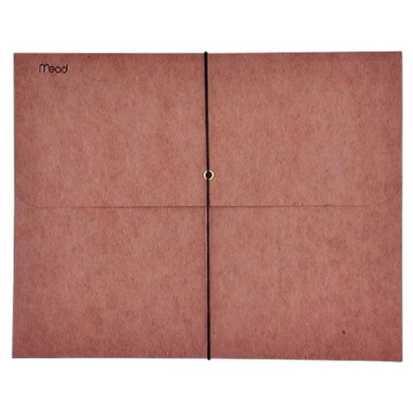 Expandable Envelope W/ Elastic Cord, Letter - 1 Pkg