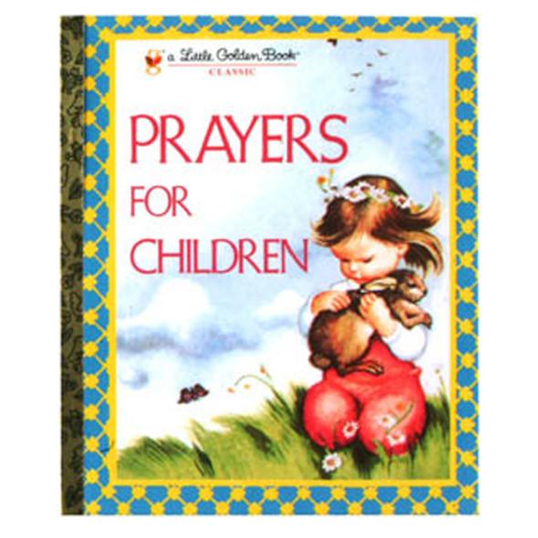 """Little Golden Books """"Prayers For Children"""", Pp, 6 5/8X8"""" - 1 Pkg"""