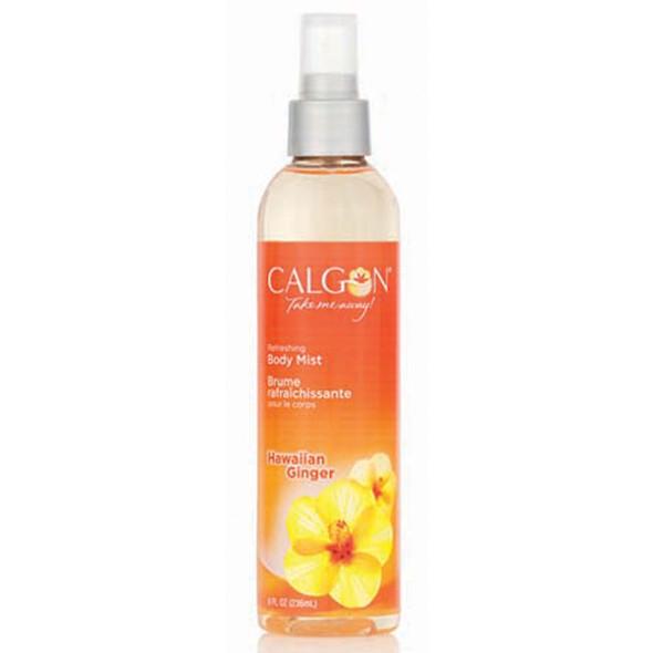Calgon Body Mist/Spray, Hawaiian Ginger, 8 oz - 1 Pkg