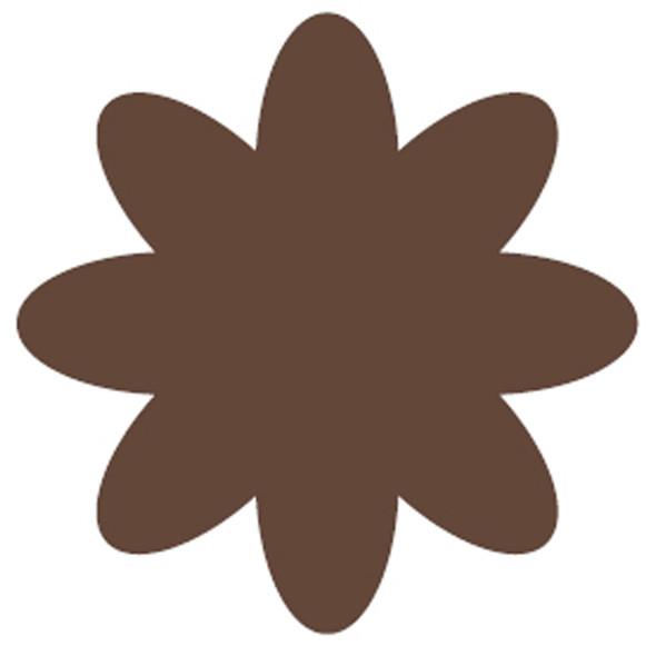 Ceramcoat Acrylic Paint, Brown Velvet, 2 oz - 1 Pkg