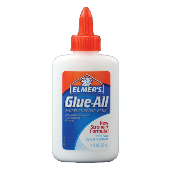 Elmers Glue All, 4oz - 1 Pkg