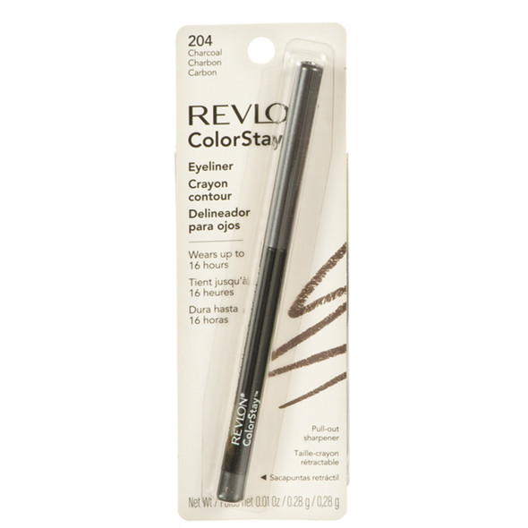 Revlon Colorstay Eyeliner, Charcoal  - Each