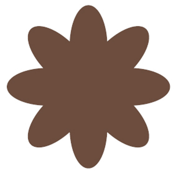 Ceramcoat Acrylic Paint, Dark Brown, 2 oz - 1 Pkg
