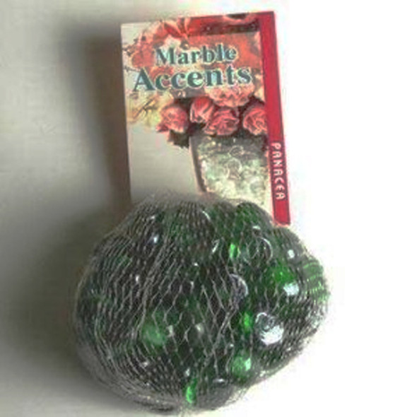 Plain Gems, Forest Green, 12 oz - 1 Bag