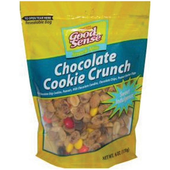 Chocolate Cookie Crunch Snacks, 6 oz - 1 Bag