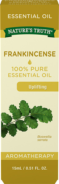 Nature's Truth Frankincense Essential Oil - .5 oz