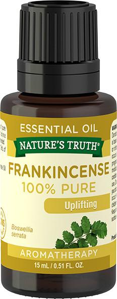 Nature's Truth Frankincense Essential Oil - .5 oz
