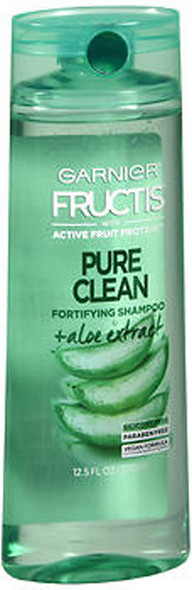 Garnier Fructis Pure Clean Fortifying Shampoo + Aloe Extract - 12 5 oz