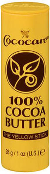Cococare 100% Cocoa Butter Stick  - 1 oz