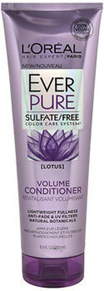 L'Oreal Hair Expertise EverPure Volume Conditioner - 8.5 oz