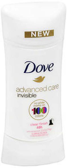 Dove Advanced Care Anti-Perspirant Solid Invisible - 2.6 oz