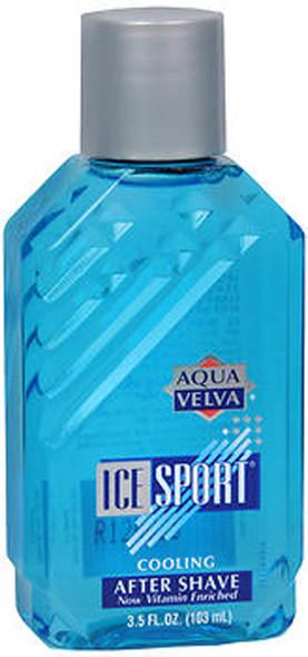 Aqua Velva Cooling After Shave Ice Sport - 3.5 oz