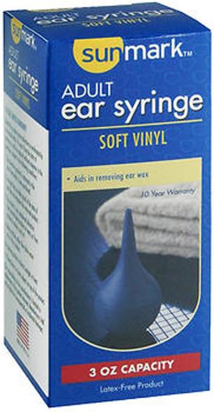 Sunmark Adult Ear Syringe
