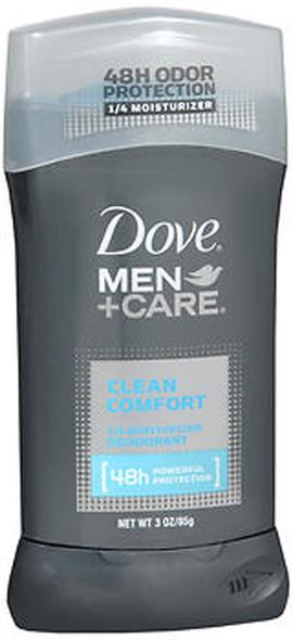 Dove Men+Care Deodorant Clean Comfort - 3 oz