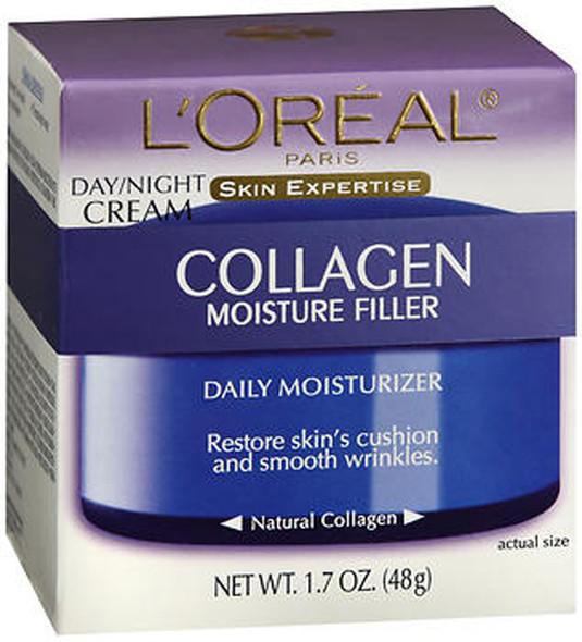 L'Oreal Skin Expertise Collagen Moisture Filler Daily Moisturizer Day/Night Cream - 1.7 oz