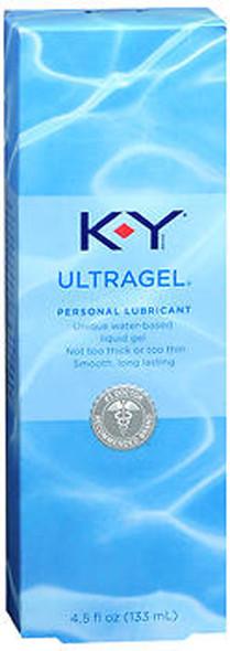 K-Y Ultragel Personal Lubricant Liquid Gel - 4.5 oz