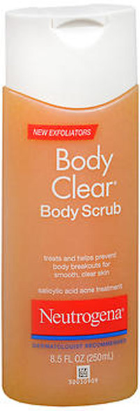 Neutrogena Body Clear Body Scrub - 8.5 oz