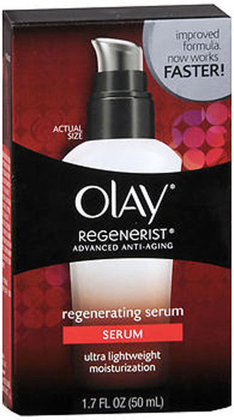 Olay Regenerist Advanced Anti-Aging Regenerating Serum - 1.7 oz