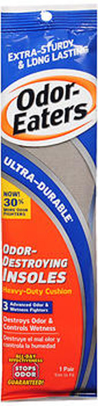 Odor-Eaters Ultra-Durable Insoles - 1 PR