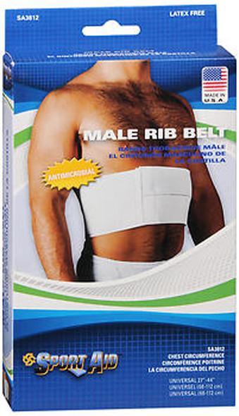 Sport Aid Male Rib Belt Universal - 1 ea
