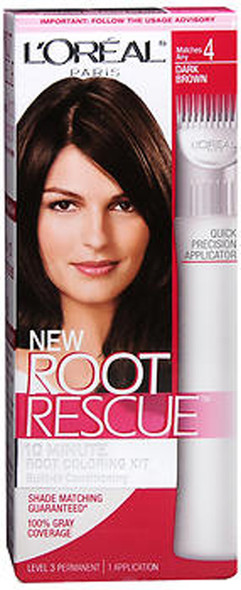 L'Oreal Root Rescue - 4 Dark Brown