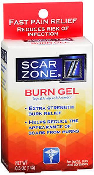 Scar Zone Burn Gel - .5 oz
