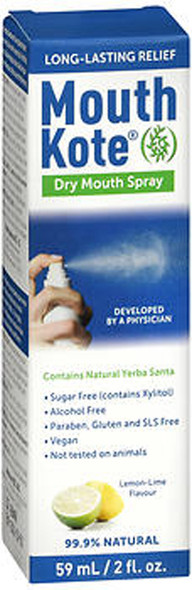 Mouth Kote Dry Mouth Spray - 2 oz
