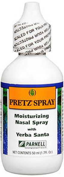 Pretz Spray Moisturizing Nasal Spray - 1.7 oz